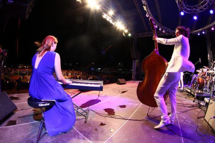 фестиваль Live in Blue Bay Крым