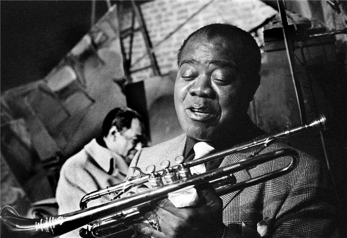 jazzpeople Достоинства джаза Дуглас Грутис Louis Armstrong