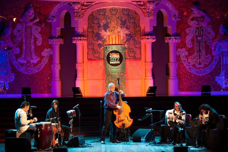 Джазовый фестиваль в Барселоне jazzpeople