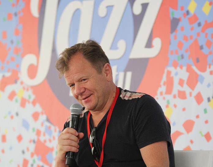 Игорь Бутман Индия jazzpeople