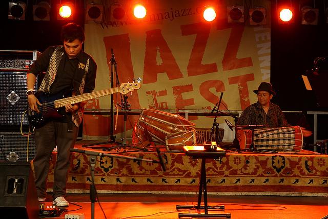 Wien Jazz Festival jazzpeople