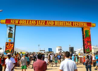 New Orleans Jazz and Heritage Festival jazzpeople