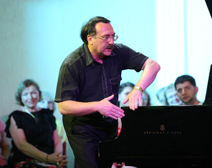 Даниил Крамер jazzpeople