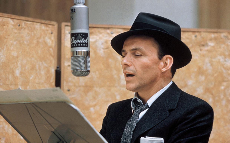Frank Sinatra ТГУ-62 jazzpeople