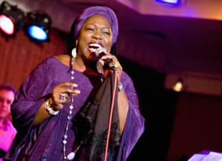 Tecora Rogers The Chicago Spirituals jazzpeople