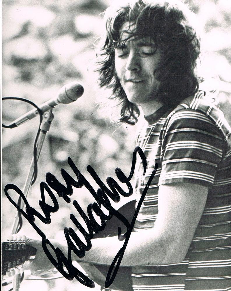 Рори Галлахер Rory Gallagher jazzpeople