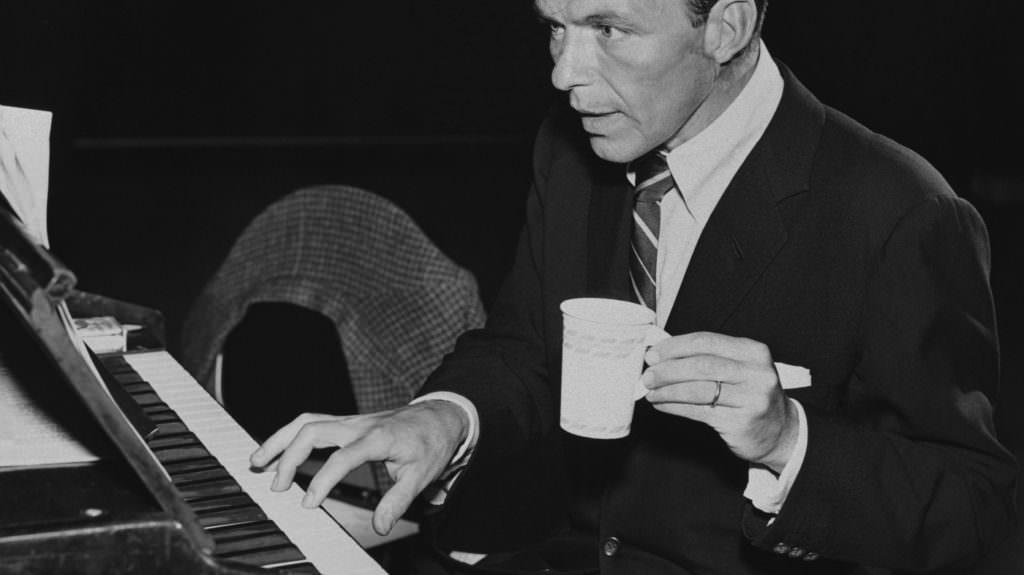 Frank Sinatra Фрэнк Синатра jazzpeople