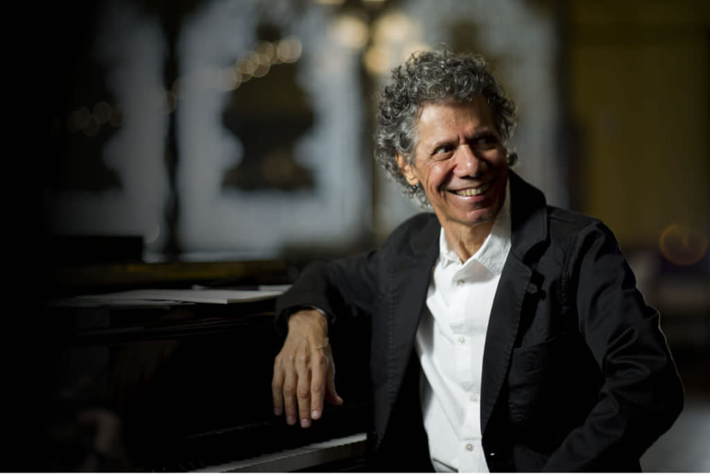 Chick Corea jazzpeople