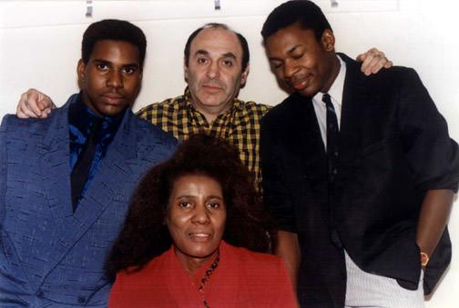 Ефим Барбан и семья Джона Колтрейна Jazzpeople