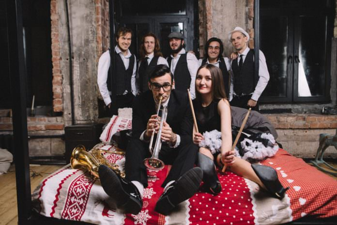 Дунаевский Orchestra JazzPeople
