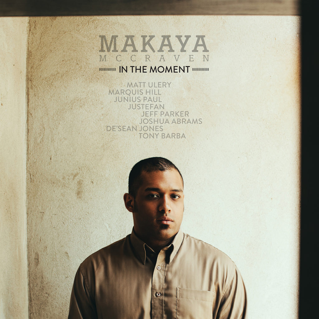 Makaya McCraven альбом In The Moment JazzPeople