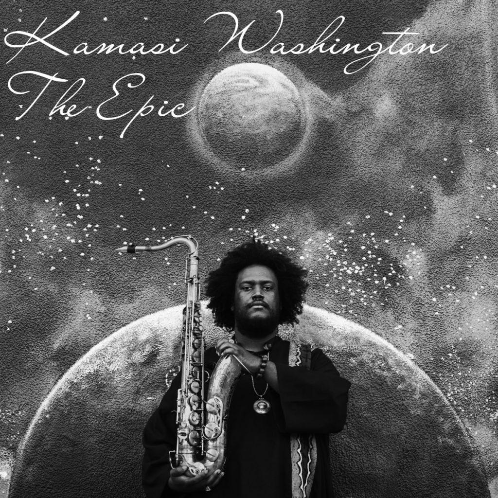 Kamasi Washington альбом The Epic JazzPeople