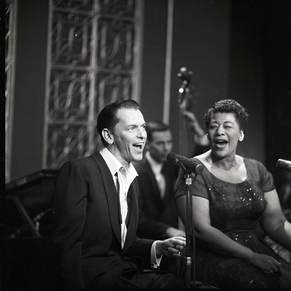 Элла Фицджеральд Ella Fitzgerald JazzPeople