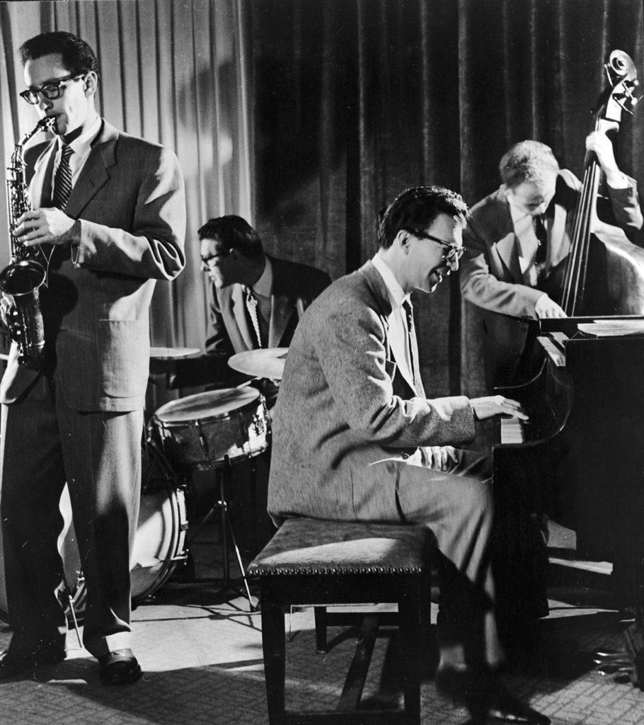 Дэйв Брубек Dave Brubeck Quartet JazzPeople