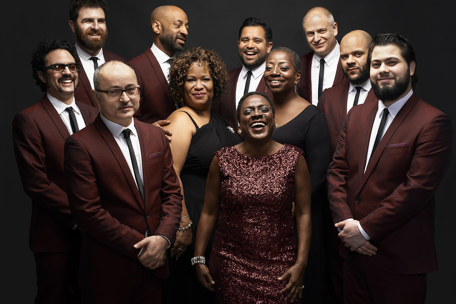 Шэрон Джонс Sharon Jones & Dap Kings JazzPeople