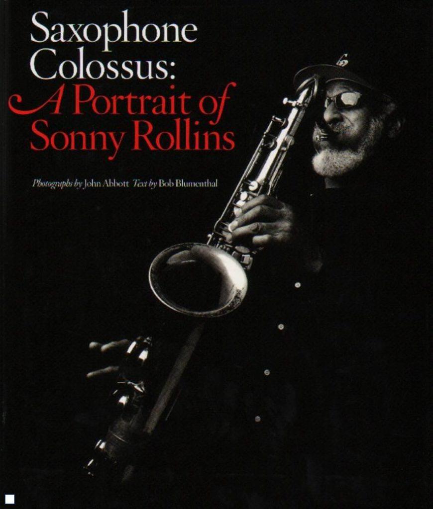 Сонни Роллинз книга JazzPeople