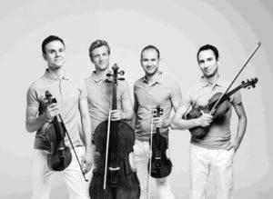 ArtNovi Quartet Московской школы киномузыки JazzPeople