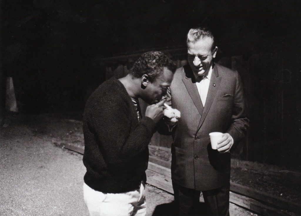 Harry James, Miles Davis