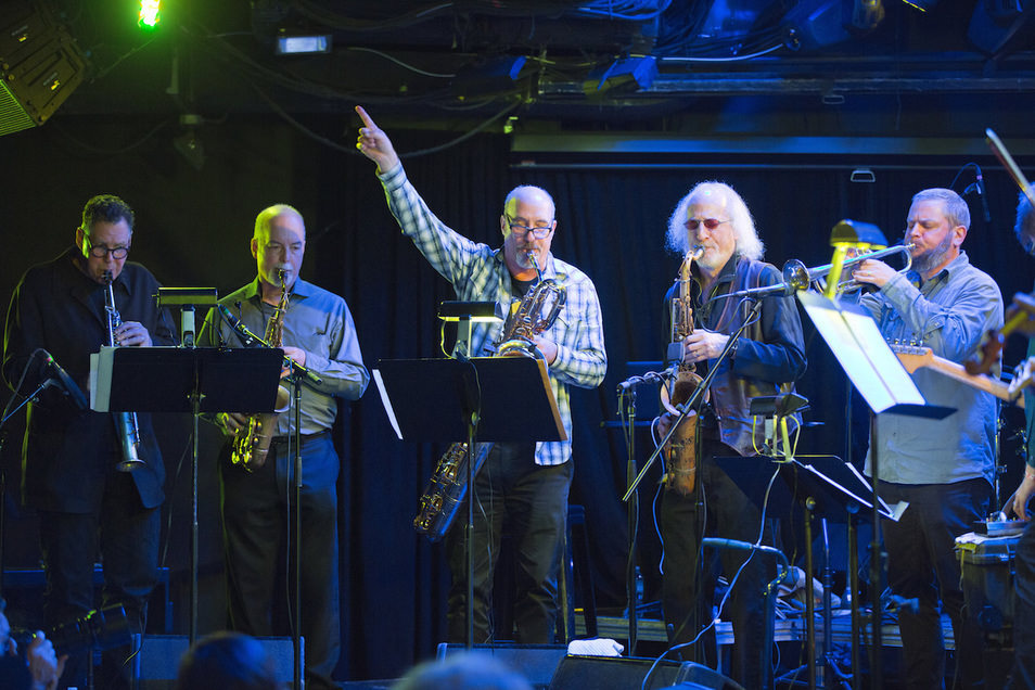 джаз фест в Нью-Йорке JazzPeople