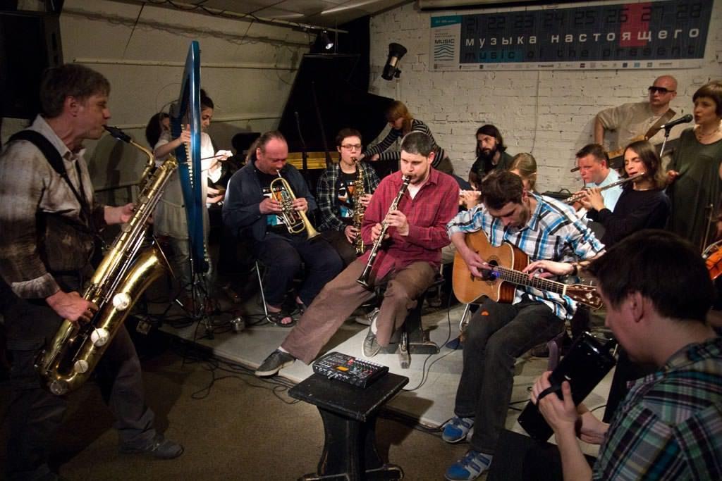 мастер класс импровизации JazzPeople