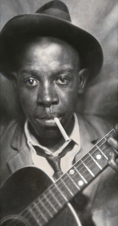 Роберт Лерой Джонсон Robert Leroy Johnson JazzPeople
