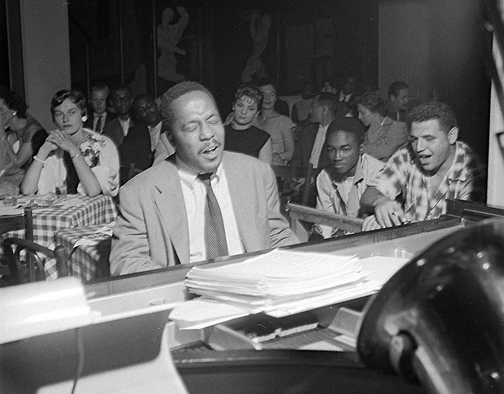 Бад Пауэлл Bud Powell 10 лучших джазовых пианистов JazzPeople