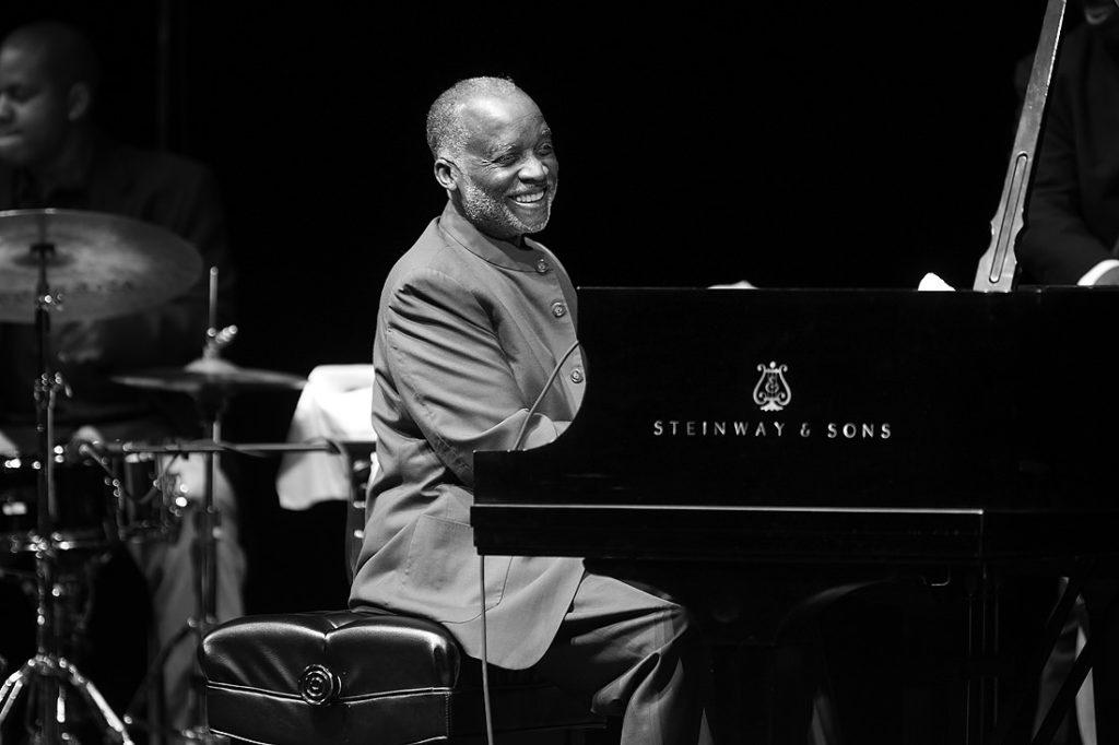 Ахмад Джамал Ahmad Jamal 10 лучших джазовых пианистов JazzPeople