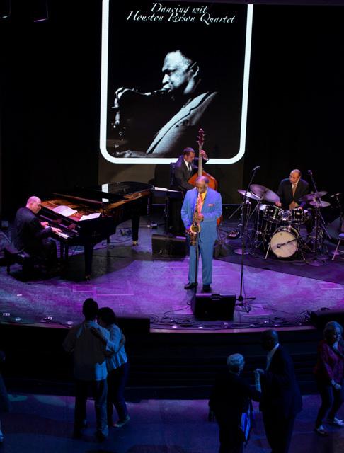 Jazz cruise dance JazzPeople