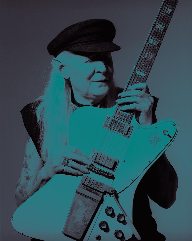 Джонни Винтер Johnny Winter JazzPeople