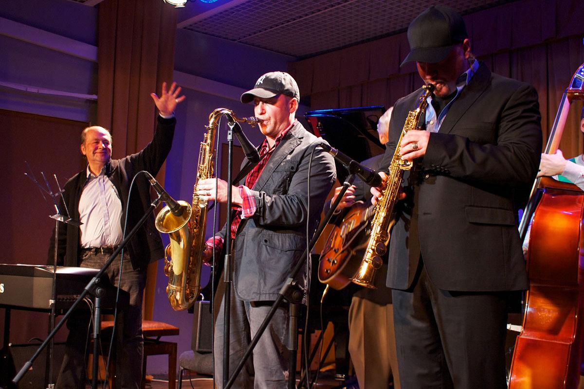 Игорь Бриль Brilliant Jazz Club JazzPeople