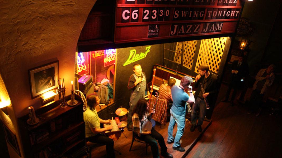 Джаз-бар «ДОМ 7» JazzPeople