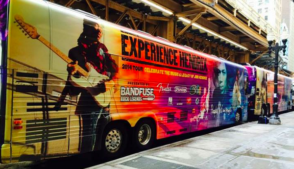 Experience Hendrix Tour JazzPeople