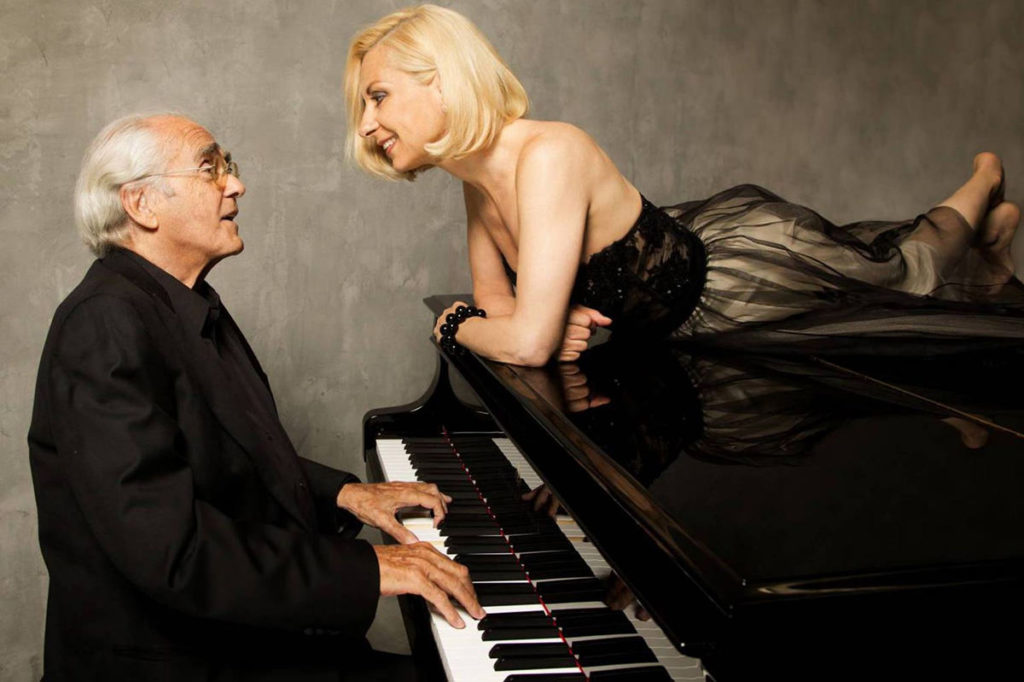 Мишель Легран Michel Legrand JazzPeople