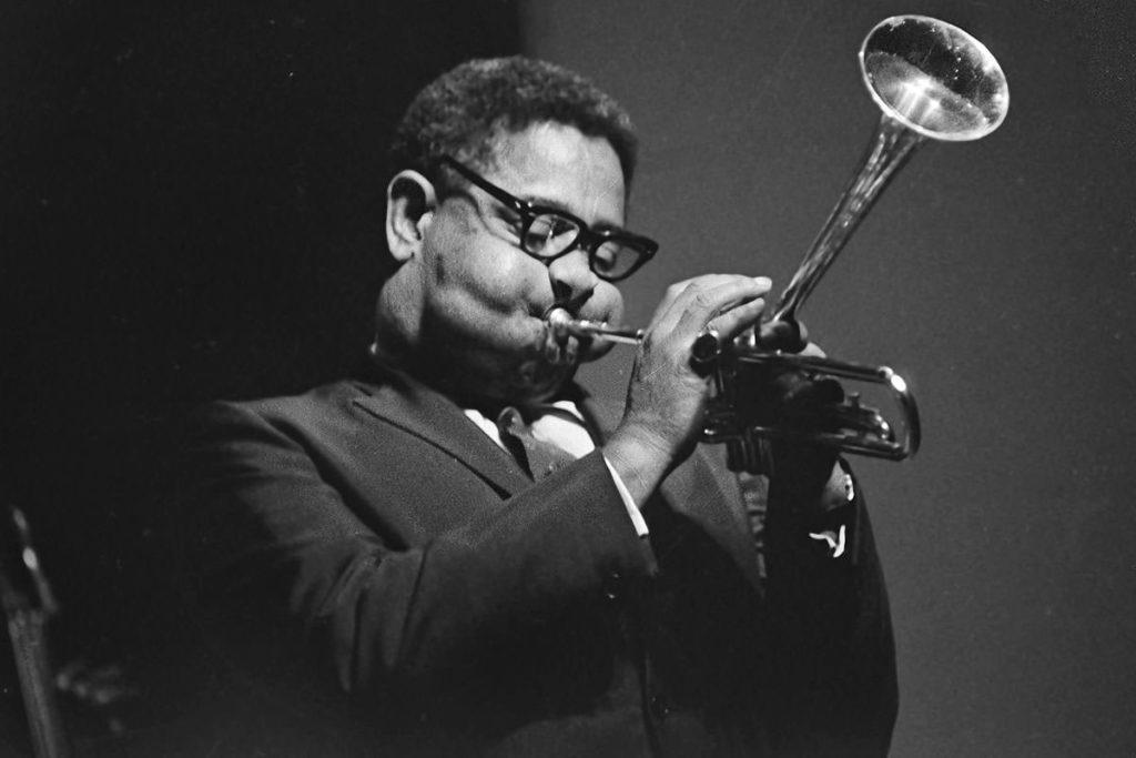 Dizzy Gillespie Диззи Гиллеспи