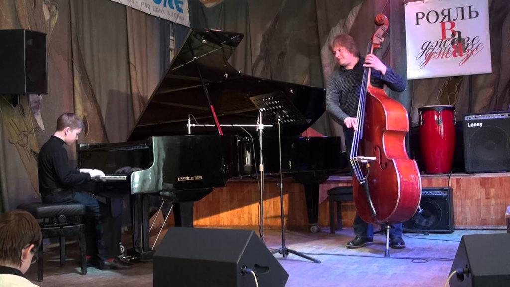 Рояль в джазе JazzPeople