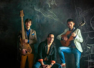 трио Pal Mundo XXI Фестиваль гитарного джаза