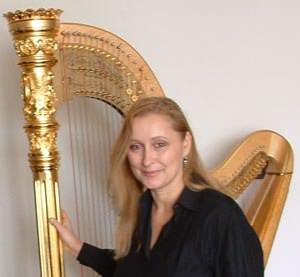 Джазовая арфа на фестивале «Петроджаз 2016»