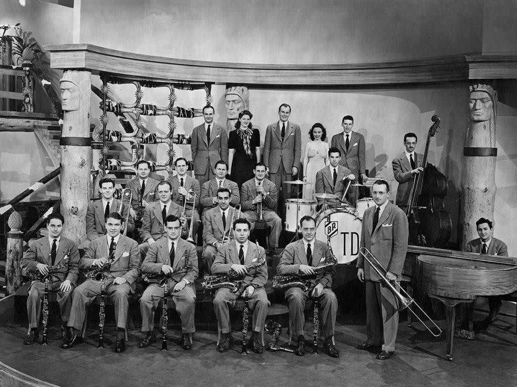 Великие джазовые оркестры