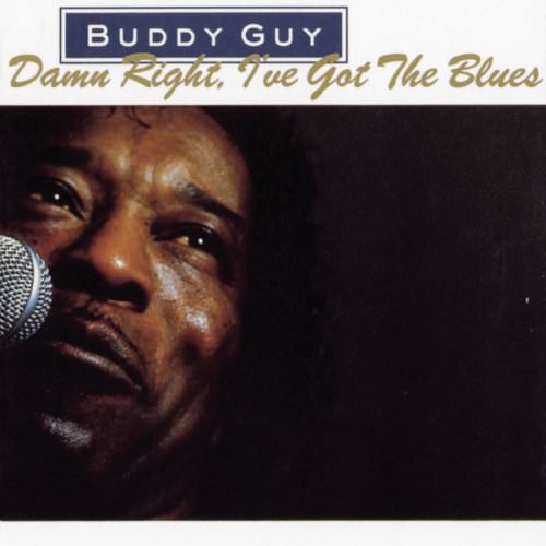 блюзовые альбомы Damn Right, I've Got the Blues JazzPeople