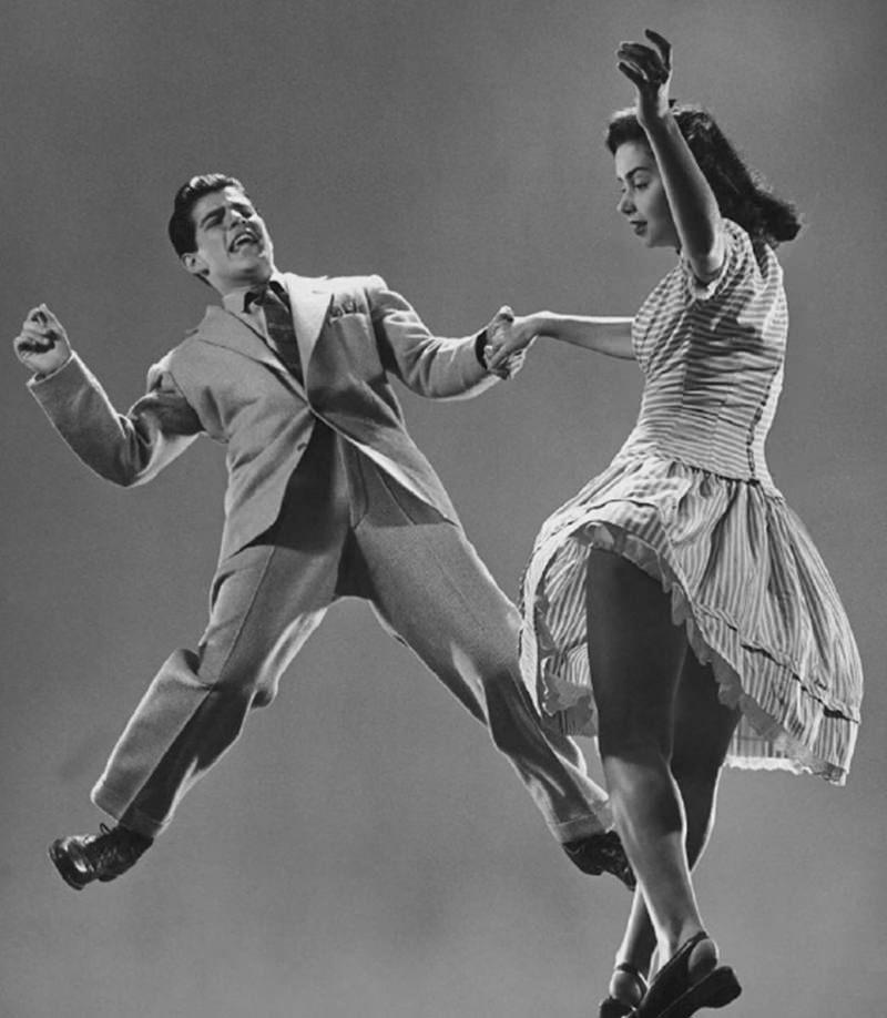 танцы Swing and Dance в Ткачах