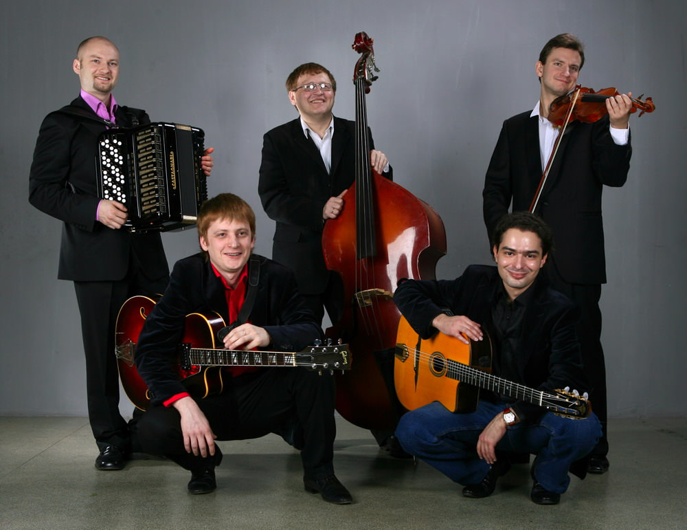 Swing Couture JazzPeople