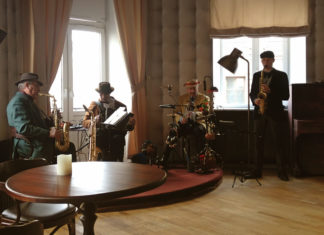 Green Total Jazz Интервью для JazzPeople