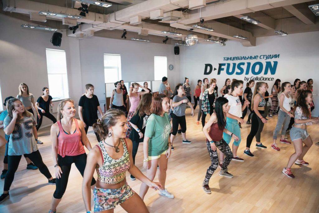 танцевальные студии D fusion JazzPeople