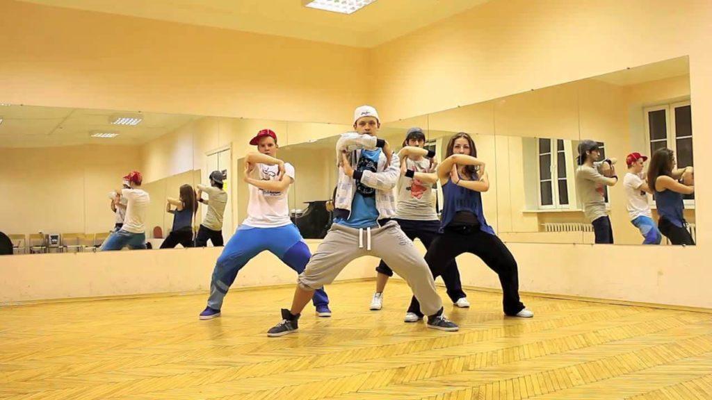 танцевальный джаз RaiSky Dance Studio JazzPeople