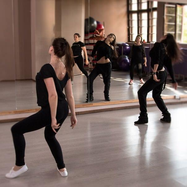 танцевальный джаз studio 17 JazzPeople