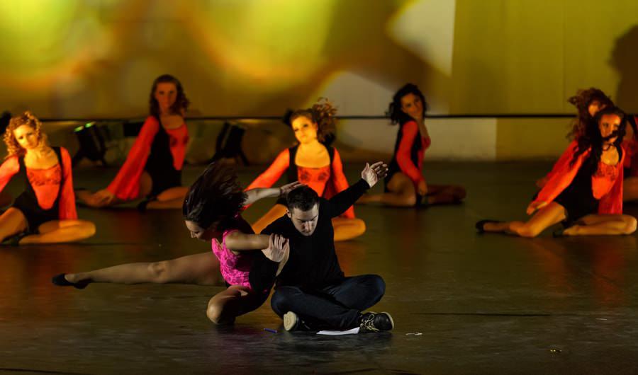 танцевальный джаз Diva Dance JazzPeople