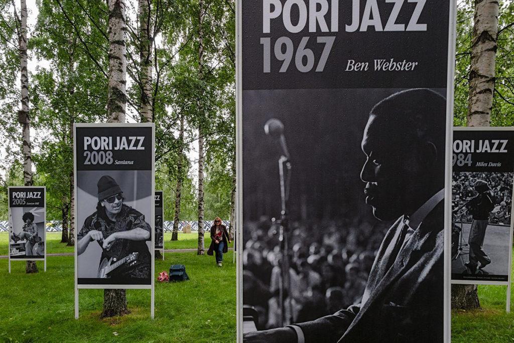 Pori Jazz афиши JazzPeople
