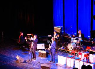 Фестиваль «Триумф джаза» 2016 в Петербурге