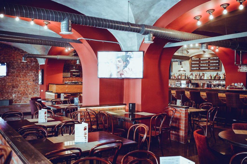 джаз-клубы Петербурга Биржа бар JazzPeople