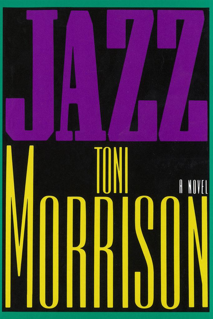Тони Моррисон Джаз Toni Morrison Jazz